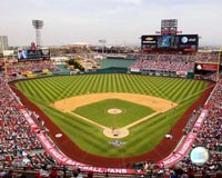 Angel Stadium of Anaheim title
